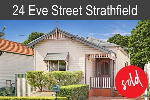 Joan | Eve St Strathfield