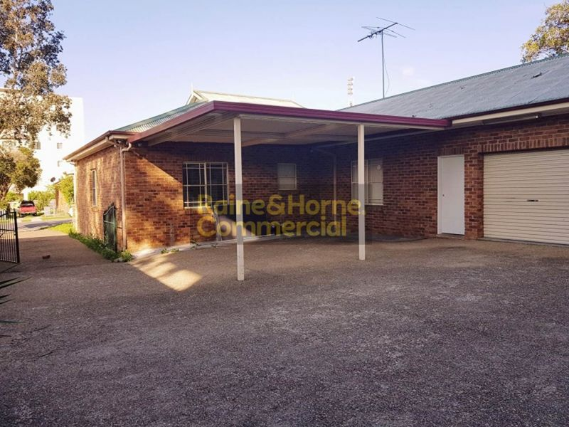 Freestanding Office Space plus Car Parking