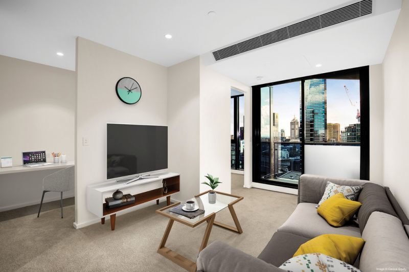 Southbank Central: 46th Floor- Gorgeous One Bedroom Apartment with Stunning Views!