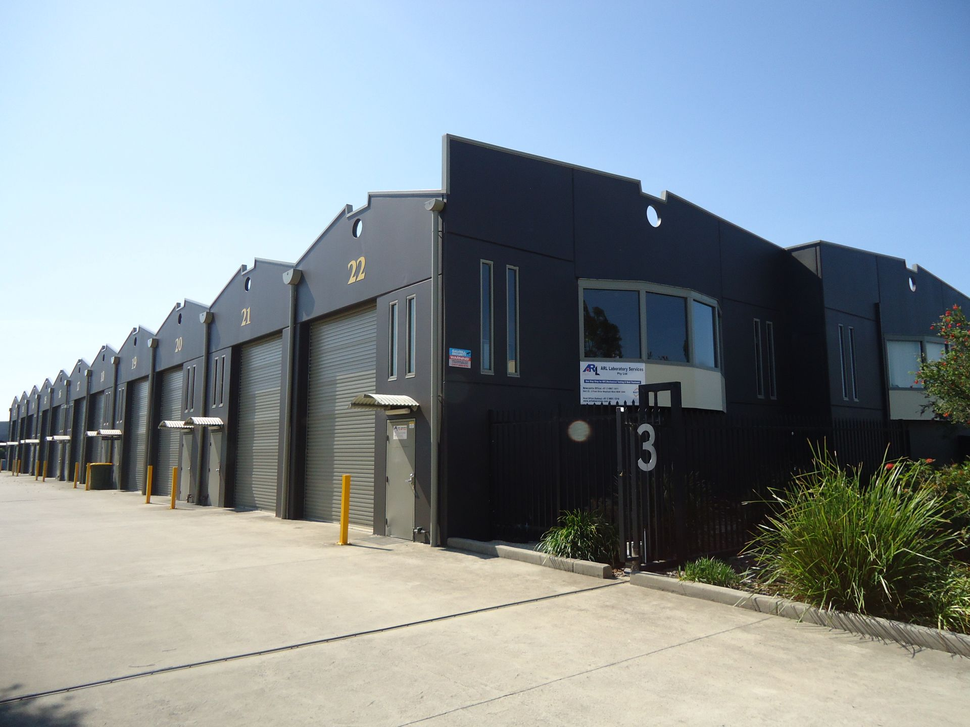 STRATA INDUSTRIAL UNIT