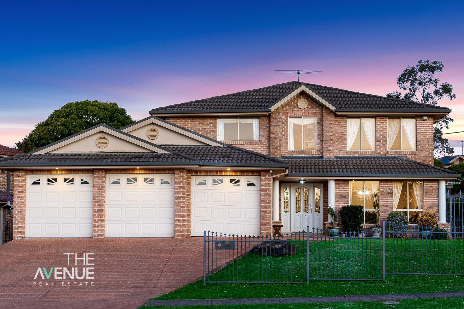 60 Perkins Drive, Kellyville NSW 2155
