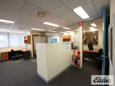 FULL FLOOR PLATE OFFICE OPPORTUNITY!!!