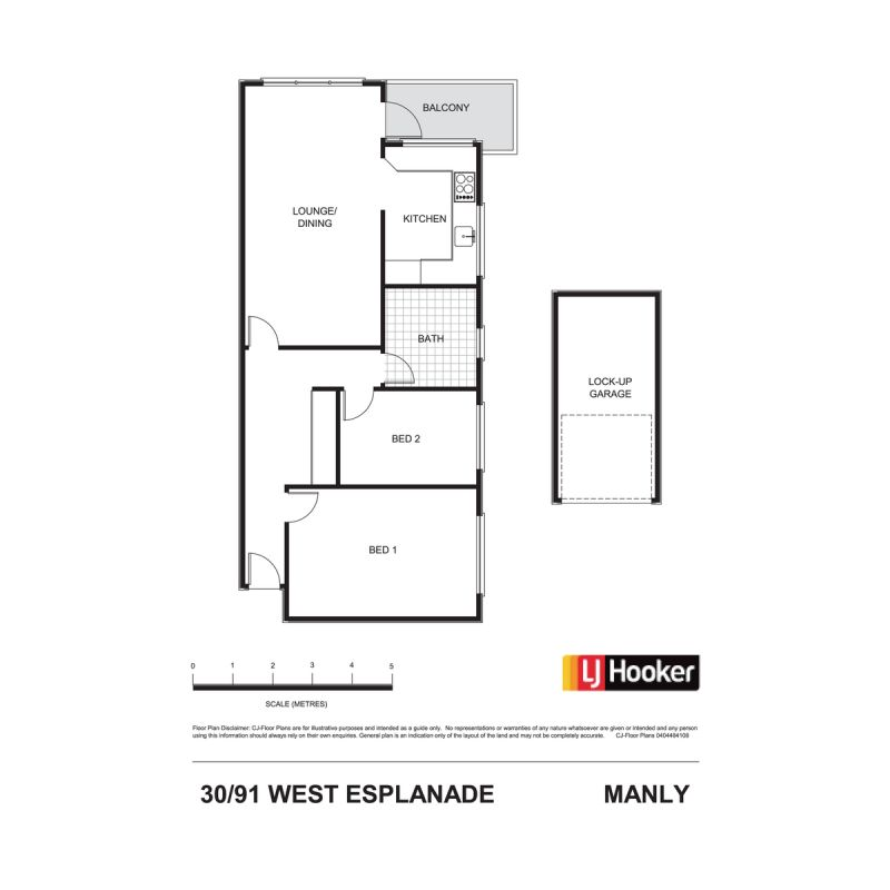 17/91 West Esplanade Manly 2095