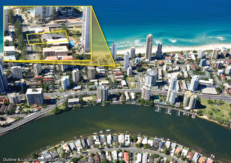 Near Beachfront - High-rise Development Opportunity In Surfers Paradise (Deceased Estate)