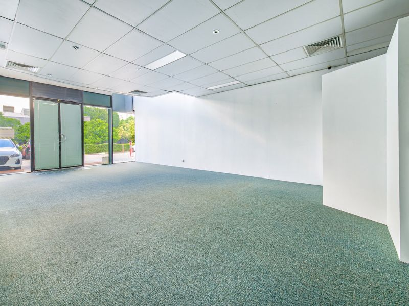 Bright & Open Two Level Office