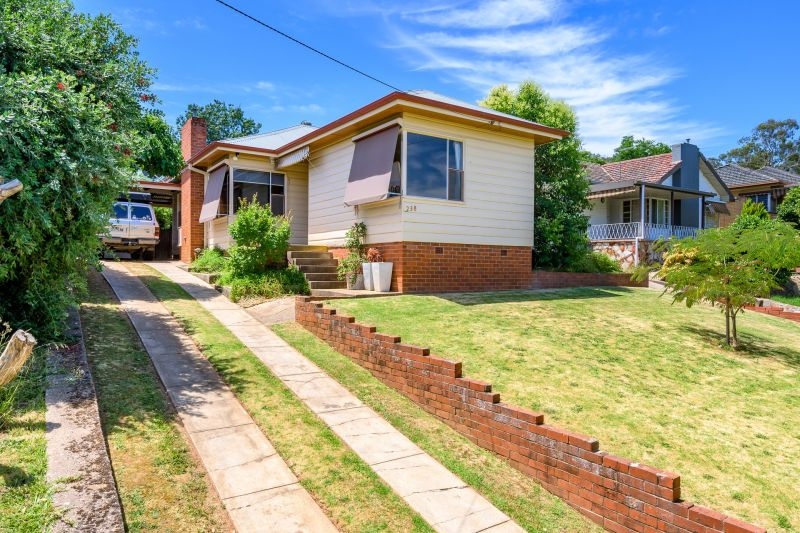 Highly Sought-After Old East Albury