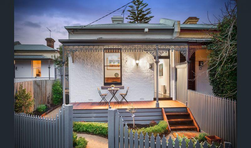 Elegantly Renovated Victorian Home