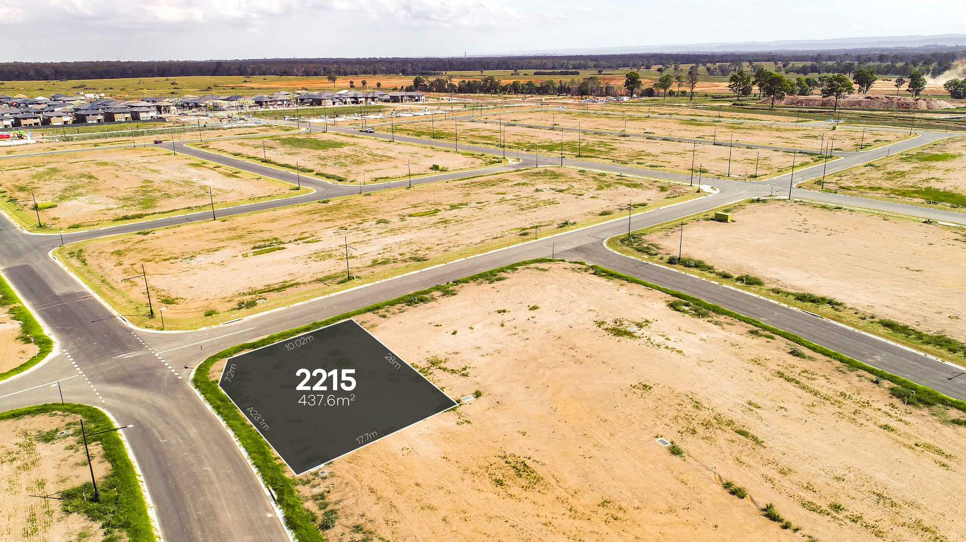 Marsden Park Lot 2215 Witts Avenue | Elara Estate