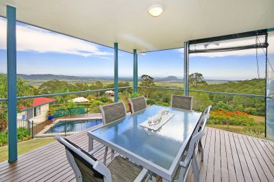 Superb Views from a Quality Home