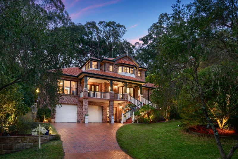 Just Sold..... Another great sale by Ed Mooney Peaceful Family Retreat in One of Pymble's Best Cul-de-sacs