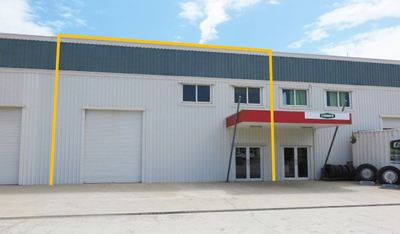 INDUSTRIAL SUITABLE WAREHOUSE FOR STORAGE