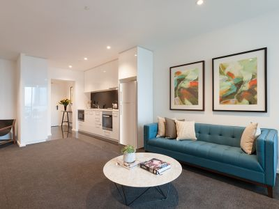 Extremely Spacious 65sqm BRAND NEW 1 Bedroom With Large Study!