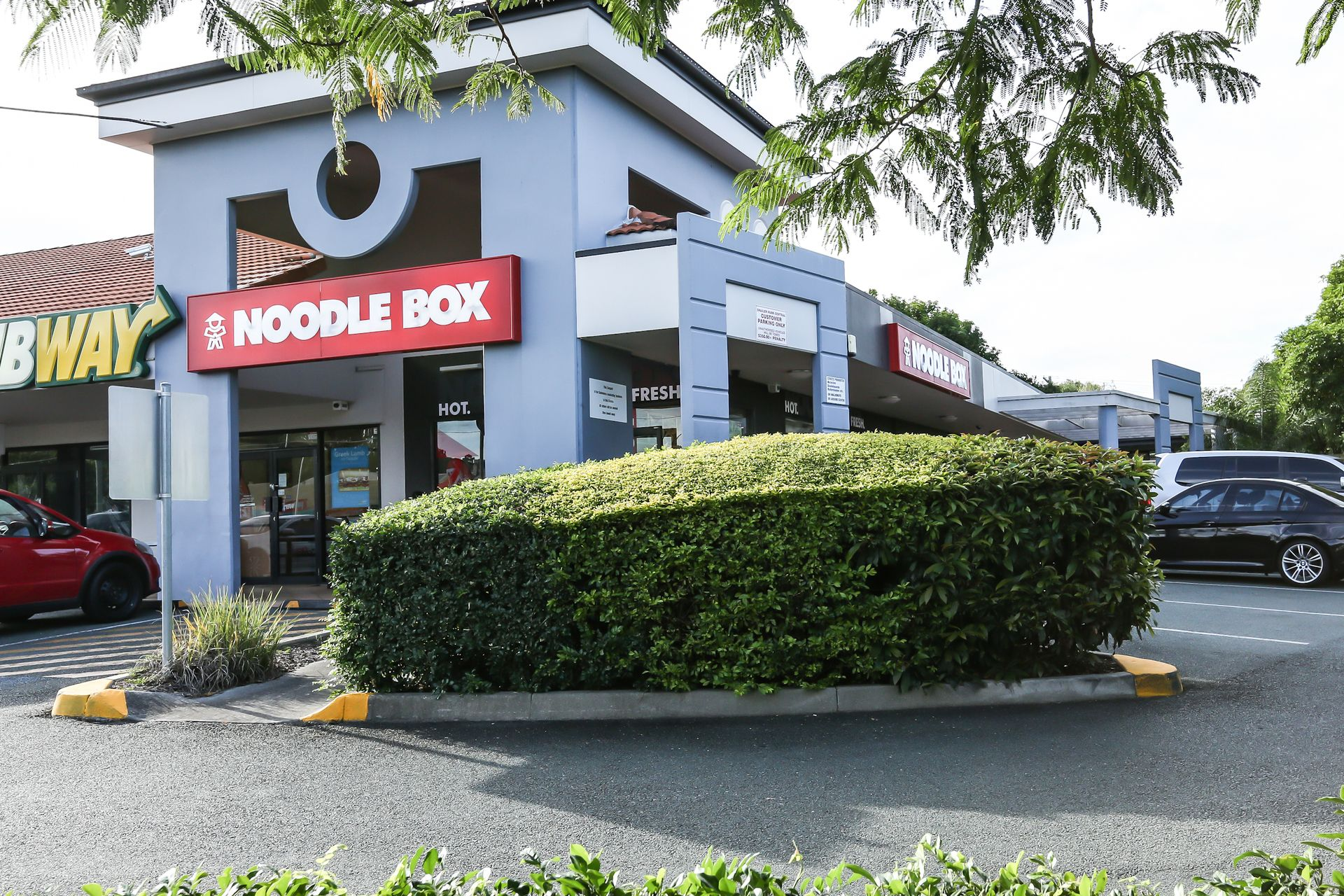 6.67% NET / NEW 5 YEAR LEASE! INVESTMENT - FAST FOOD RETAIL