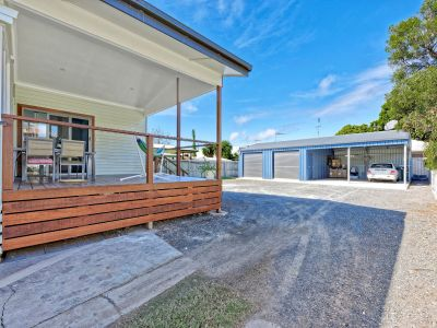 Beautifully Renovated Home + 4 Bay shed on spacious 680m2 block