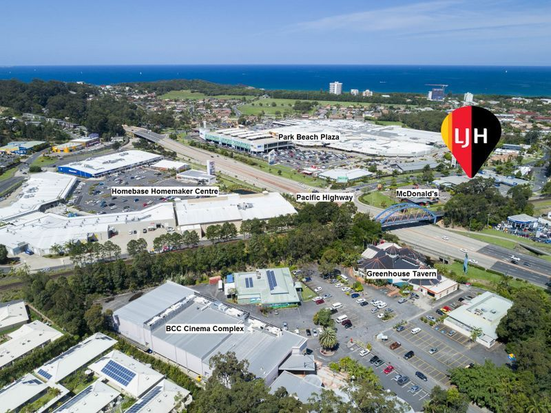 Fully Leased Retail Investment Opposite Park Beach Plaza
