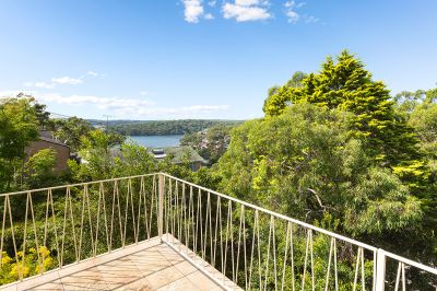 FANTASTIC POTENTIAL - EXPANSIVE VIEWS OF THE PORT HACKING