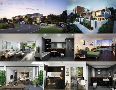 Premium Town-homes At The Peninsula Hope Island