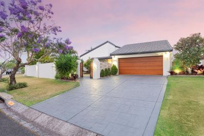 Immaculate family home in a quiet and tranquil setting