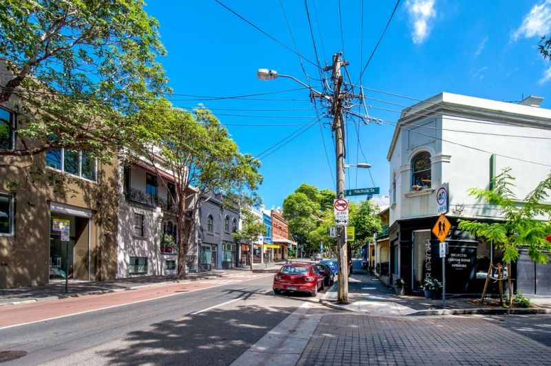 Retail/Commercial Situated on a Corner Position in the Sydney CBD Fringe