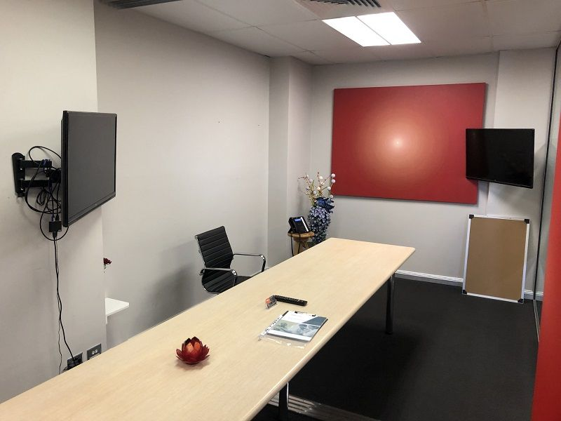 Fitted Out Commercial Office Space ~ Walk-in & Start Operating