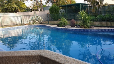 House with Swimming Pool -OFFERS OVER $650,000