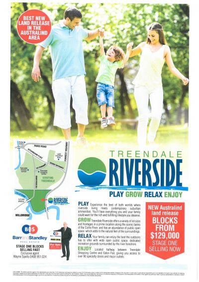 Lot 172 Treendale Riverside, Australind