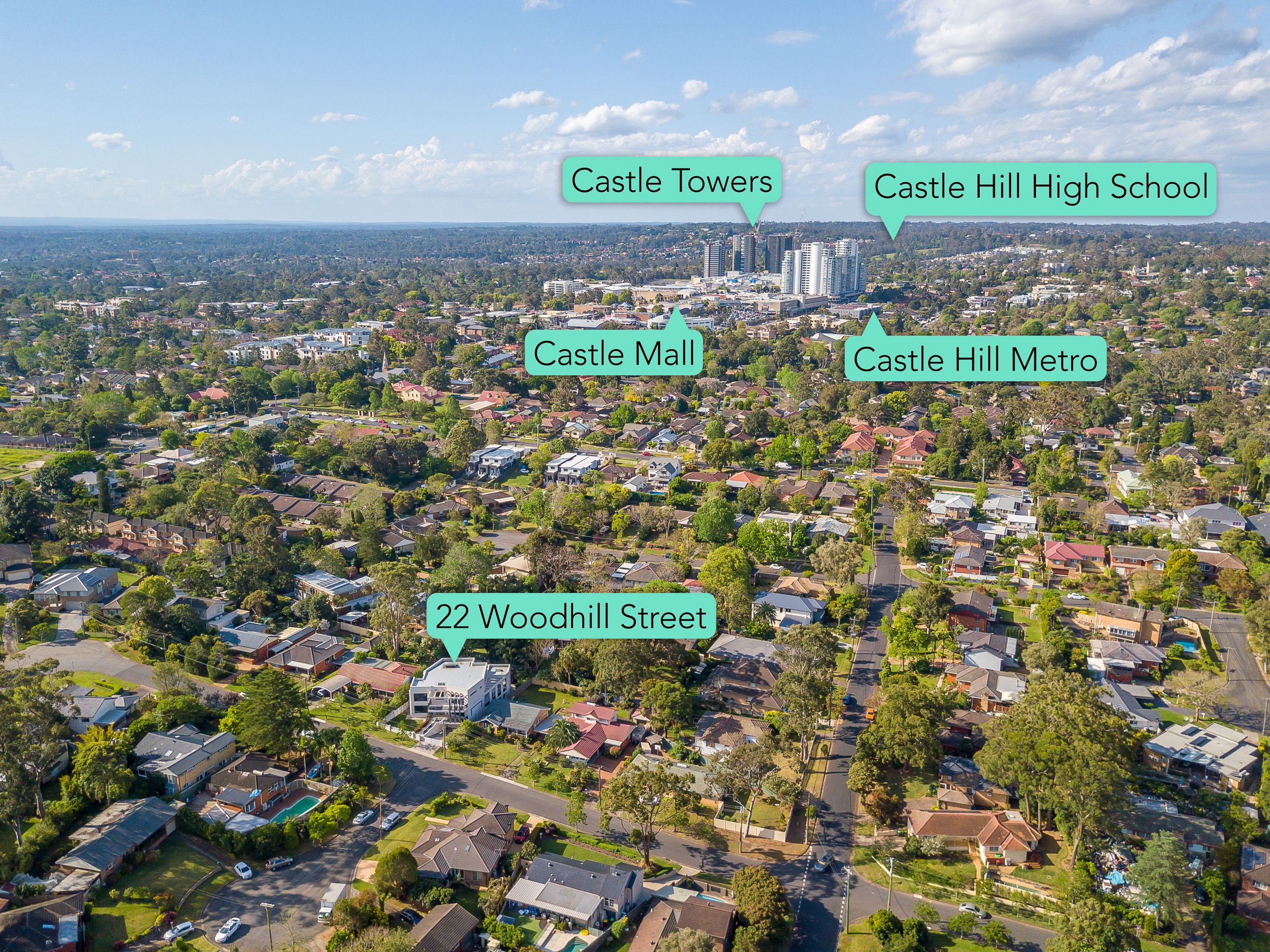 22 Woodhill Street, Castle Hill NSW 2154