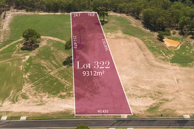 Tahmoor, Lot 322  The Acres Way | The Acres