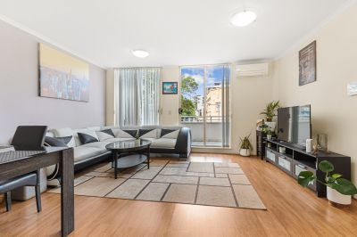 Oversized 1-bedder in the heart of Ashfield