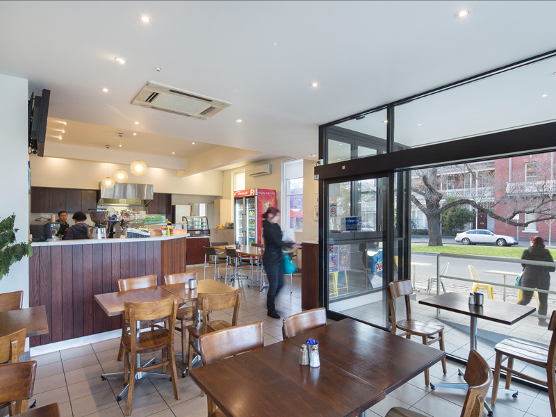 Absolute Prime East Melbourne Retail Corner Freehold