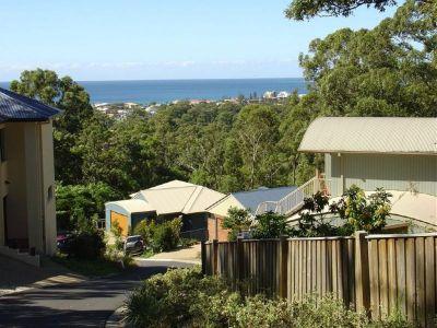 Ocean Views set amongst Tropical Bushland
