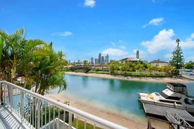A perfect combination of views, potential and location