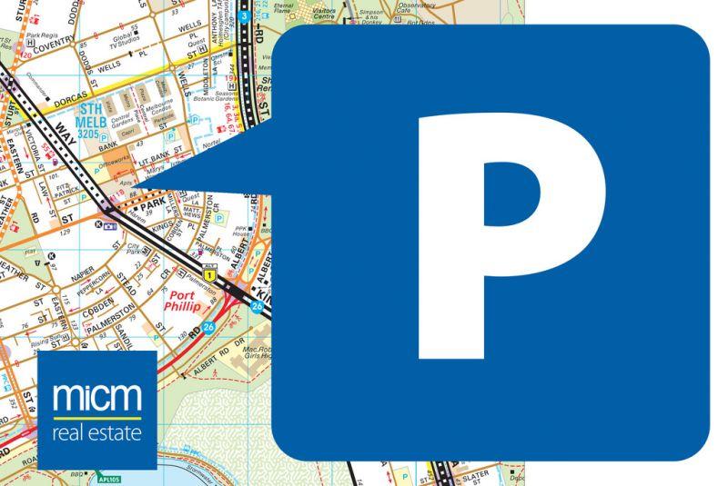 Car Park for sale in Parkside - 28 Bank Street, South Melbourne