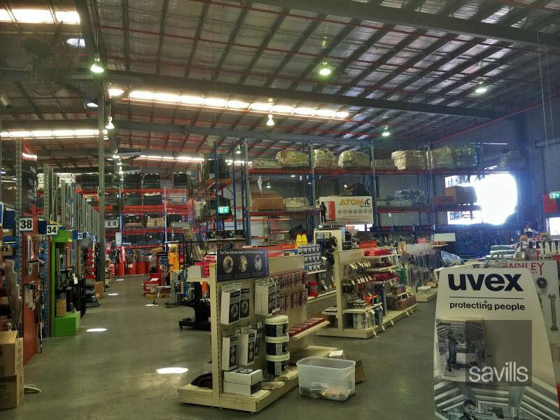 Rare A-Grade Industrial Facility