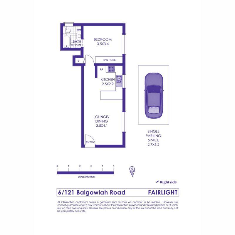 6/121 Balgowlah Road Fairlight 2094