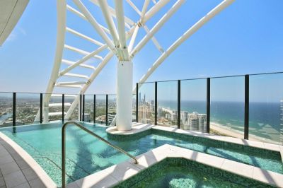 The Oracle Penthouse