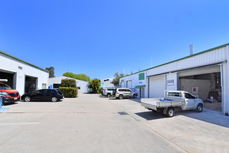 Noosaville Industrial Unit Investment