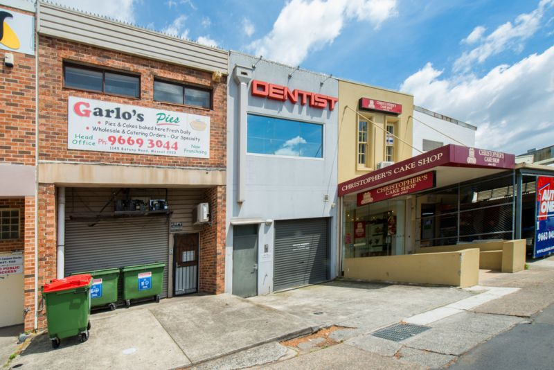 Food Store with Upstairs Office/Residence & Parking