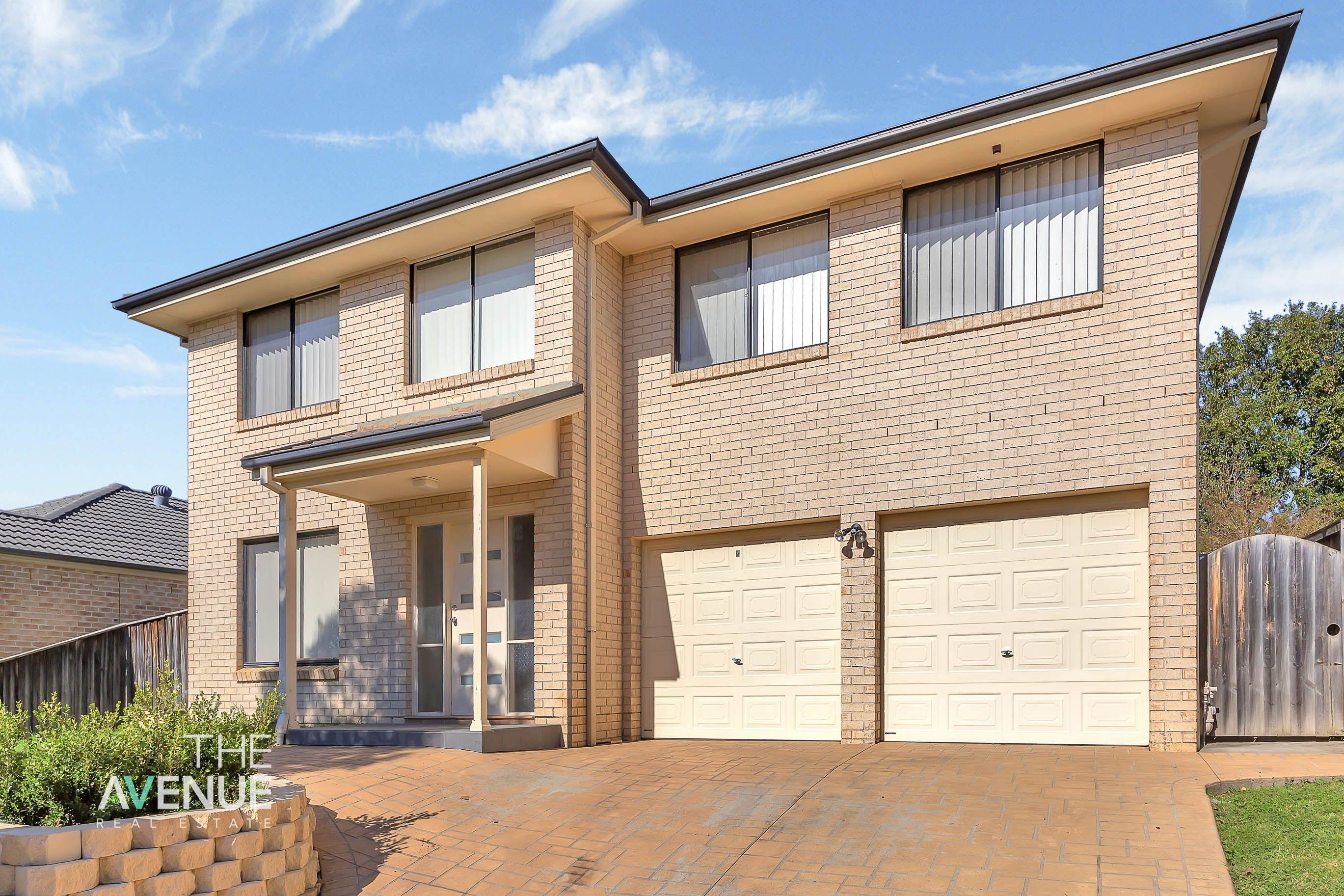 3 Purton Street, Stanhope Gardens NSW 2768