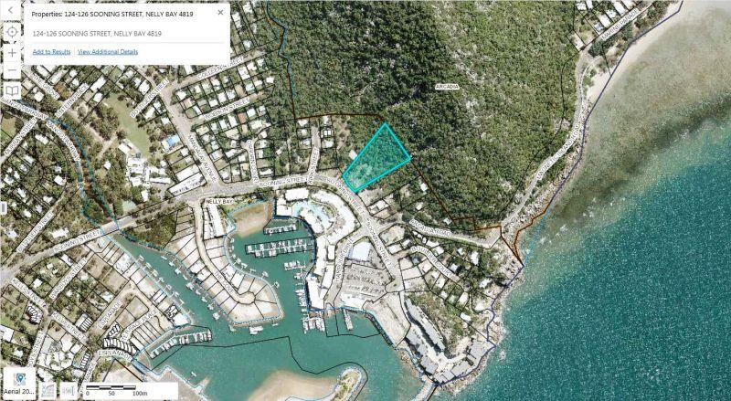 Development opportunity on Magnetic Island