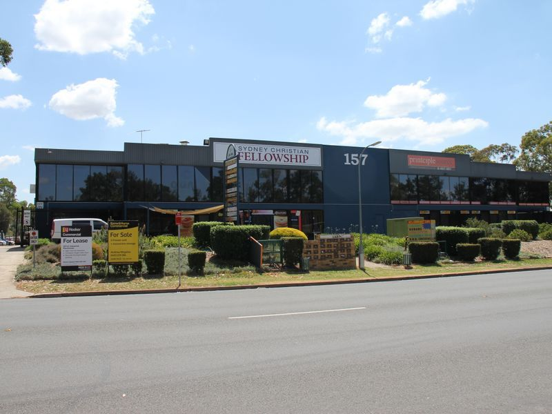 Popular complex on busy Airds Road