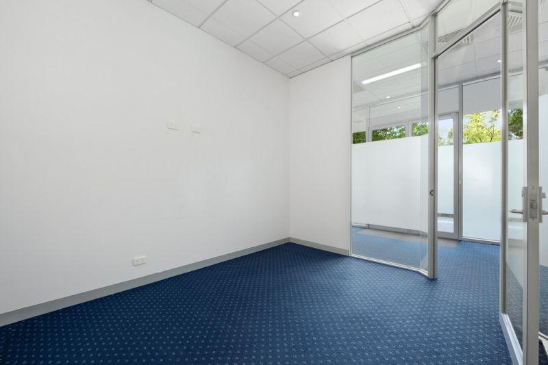 Convenient Ground Floor Location