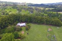 LUSH LARGE ACREAGE WITH ALL THE CREATURE COMFORTS
