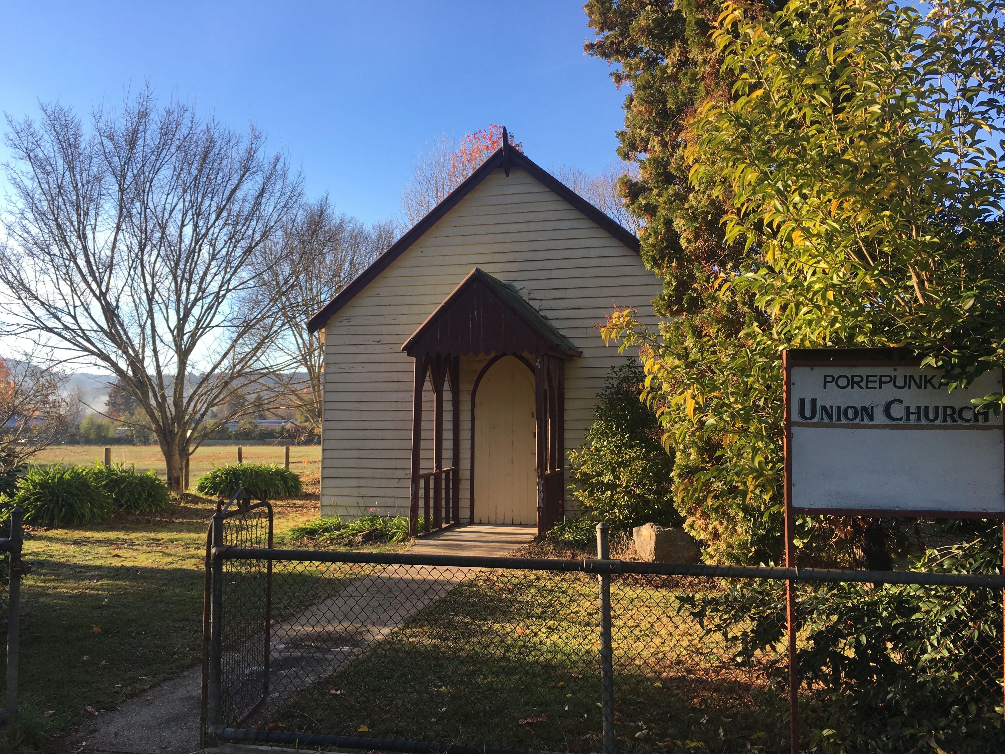 Porepunkah Union Church