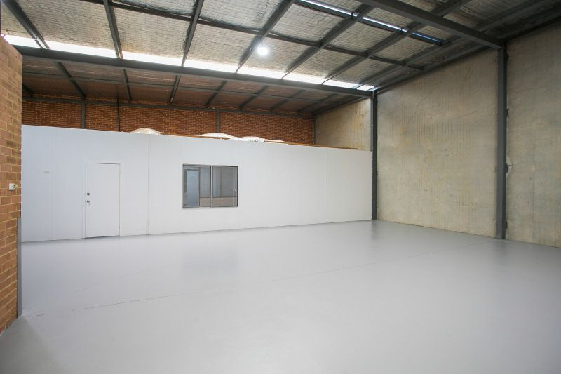 FULLY REFURBISHED - OFFICE / WAREHOUSE & YARD
