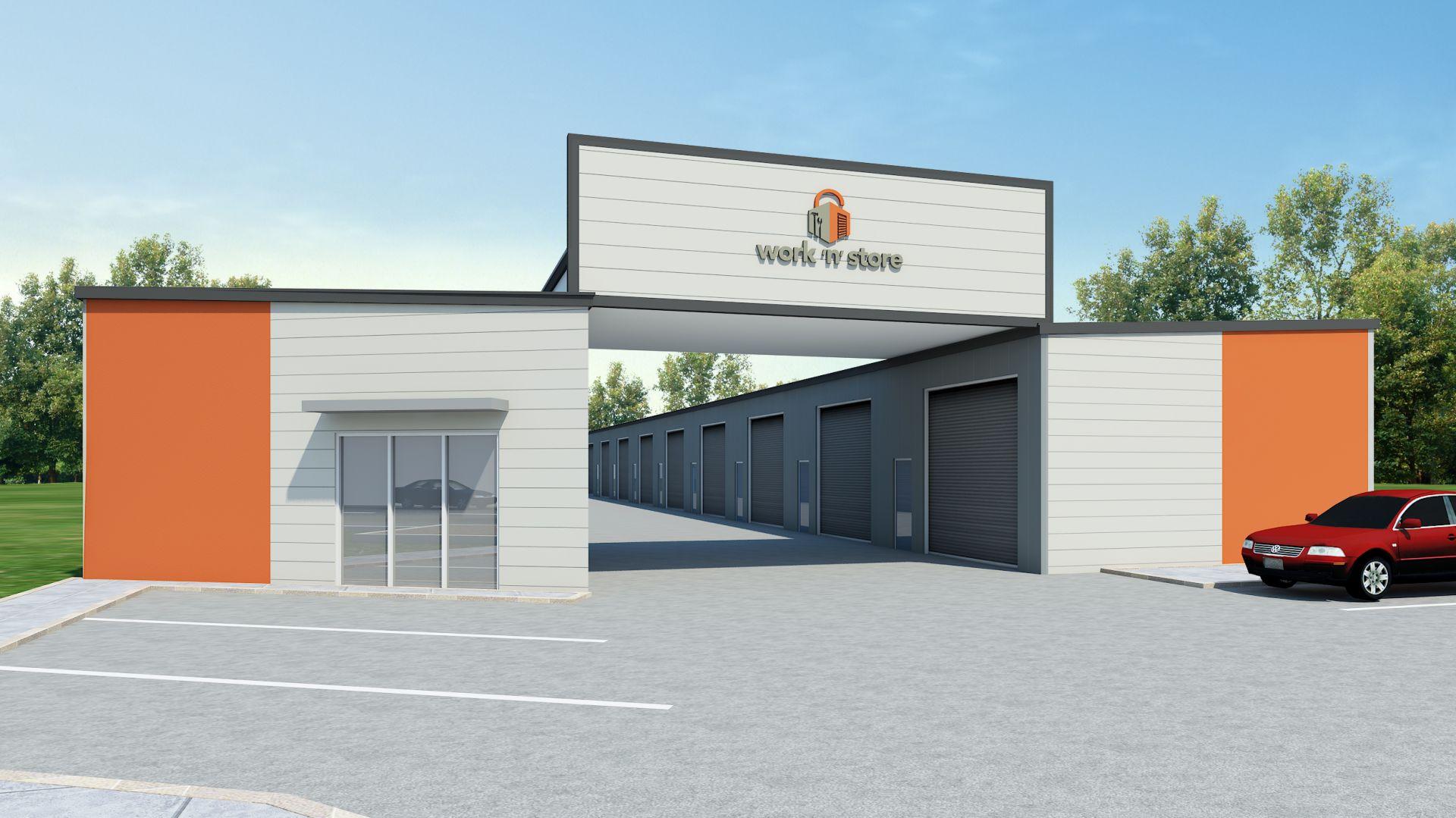 Work & Store Strata Units