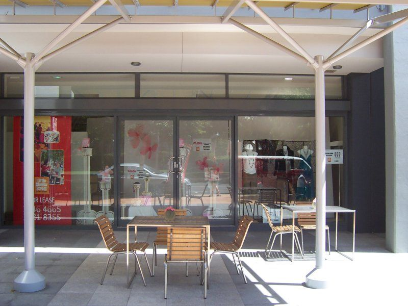 LAST REMAINING RETAIL TENANCY - LITTLE STANELY STREET