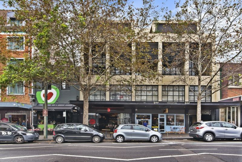 Leased to National Tenant