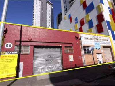 AFFORDABLE SOUTHBANK DEVELOPMENT SITE WITH READY TO GO PERMIT