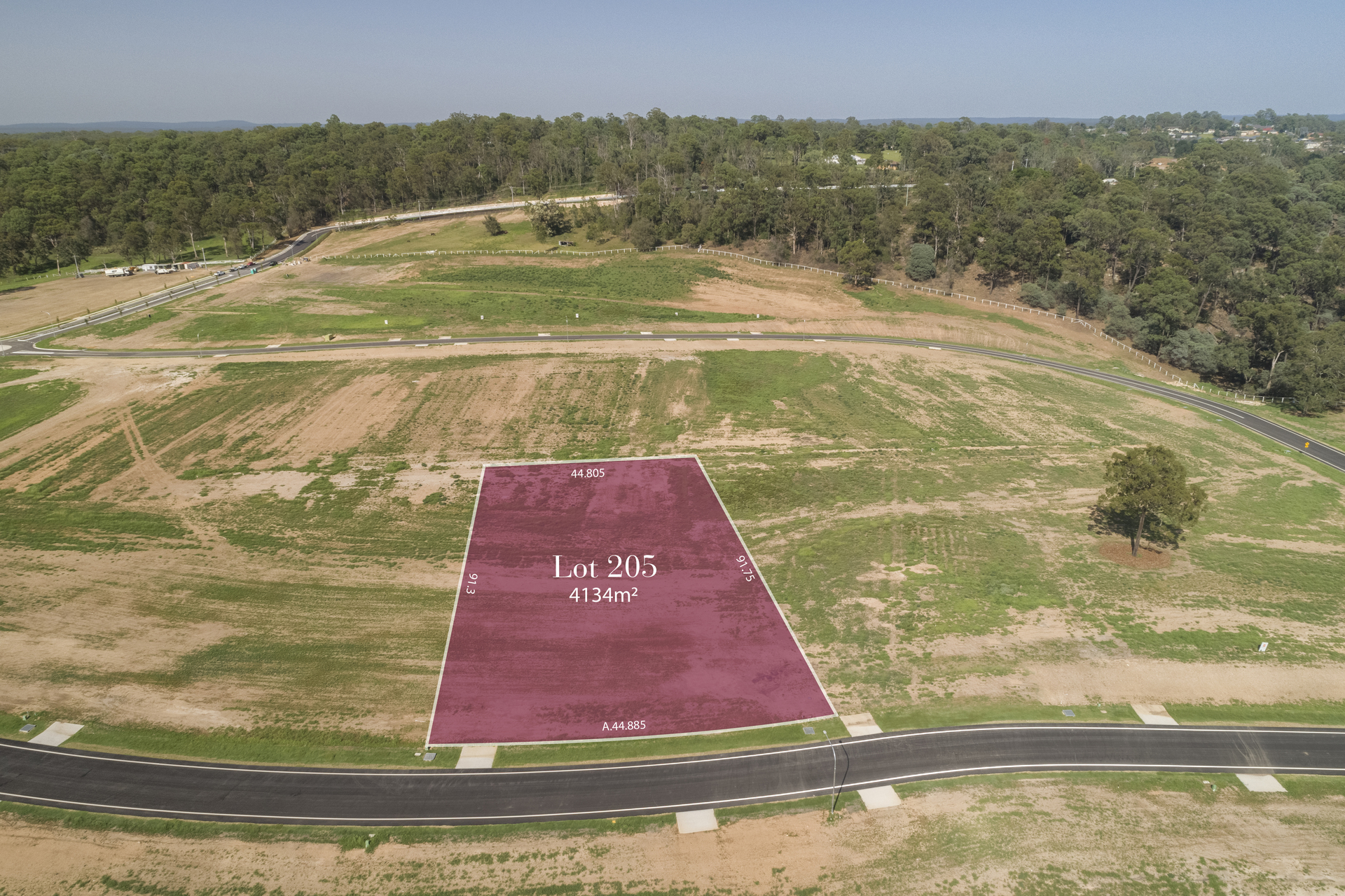 Tahmoor Lot 205 Proposed Road | The Acres